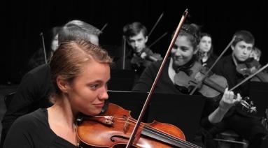 Orchestra B_W