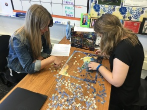 yearbook puzzle