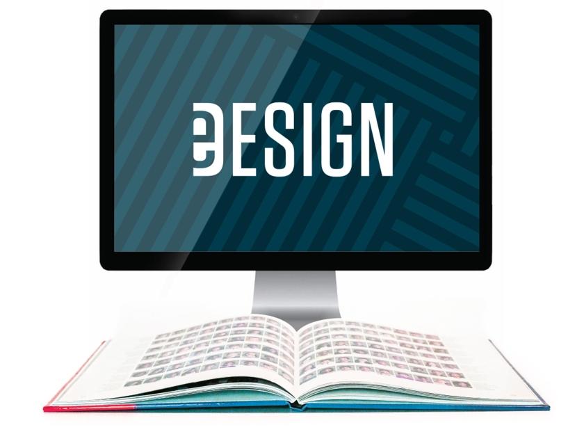 new edesign logo